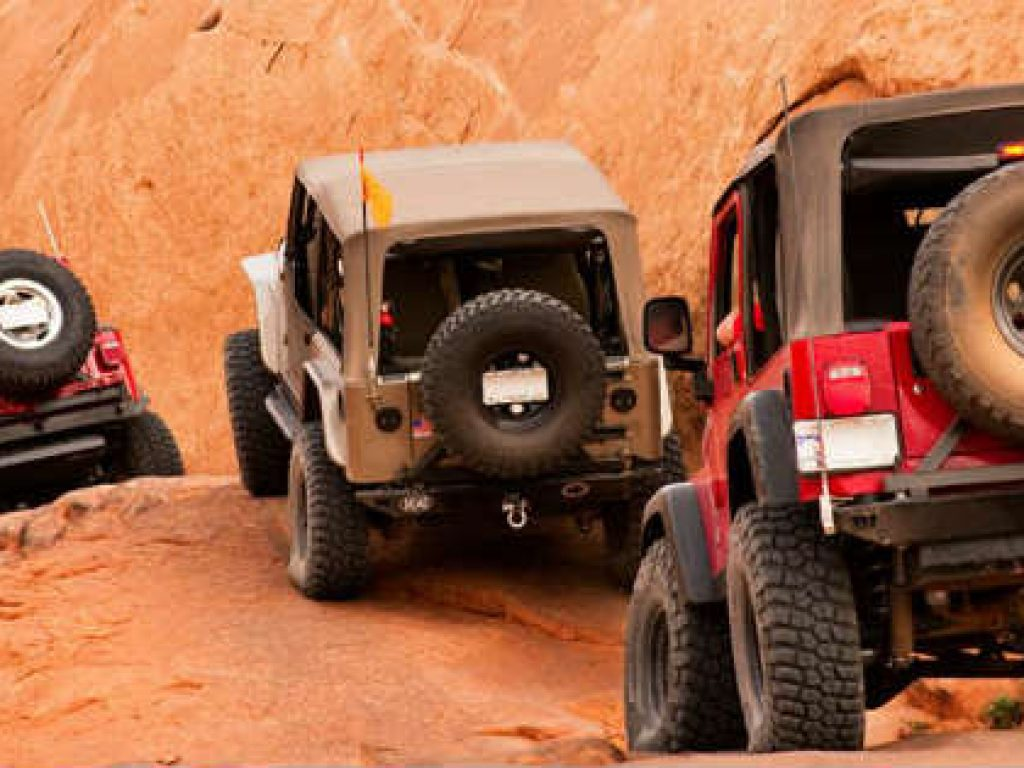 Top 10 Best Places To Go Off-Roading in Texas with Dave Sears